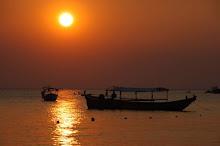 Il mare della Cambogia vi lascerà senza parole!