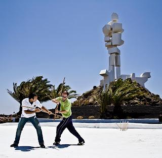 Lanzarote: Monumento al Campesino