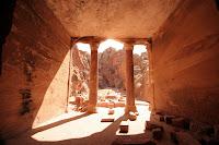 La ciudad de piedra, Jordania