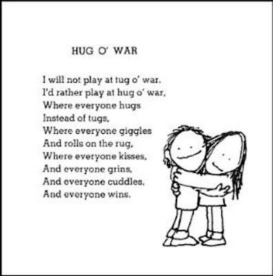 Hug O War
