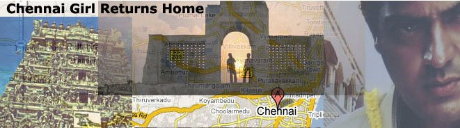 Chennai Girl Returns Home