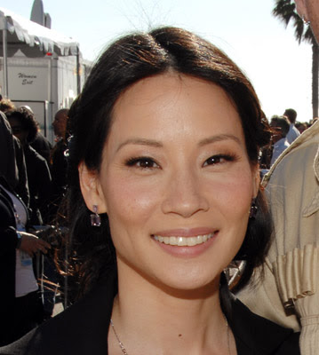 latest asian hairstyles. Lucy Liu Latest Asian Hairstyles