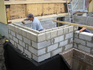 bygga källare med lecablock