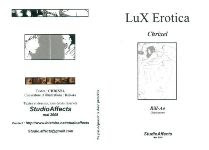 LuX Erotica