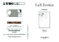 LuX Erotica