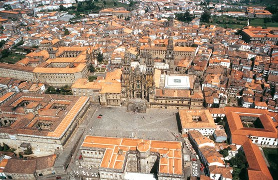 santiago de compostela jewish personals Misty and mystical, santiago de compostela is the antidote to a spanish summer  the jewel of spain's green, rainy northwest remains cool and.