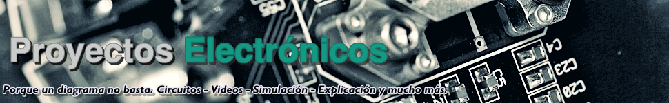 Proyectos Electronicos