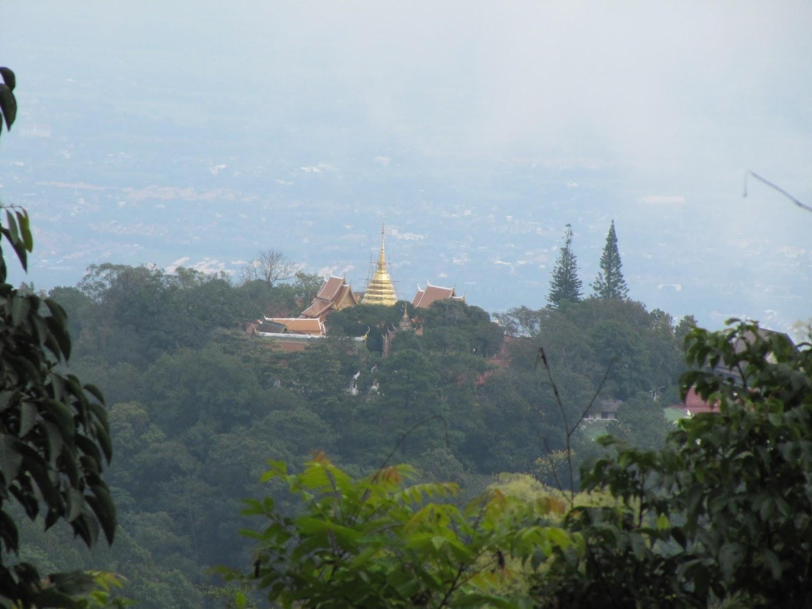 Climbing Doi Suthep Mountain and Doi Pui  A Teachers Journey