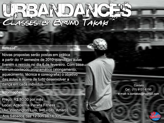 Bruno Takaki - Urban Dances