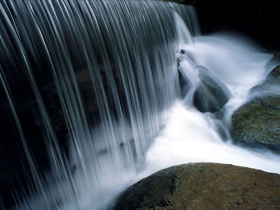 water fall nature wallpaper