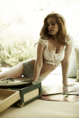 Isla Fisher High Definition/High Quality Wallpapers