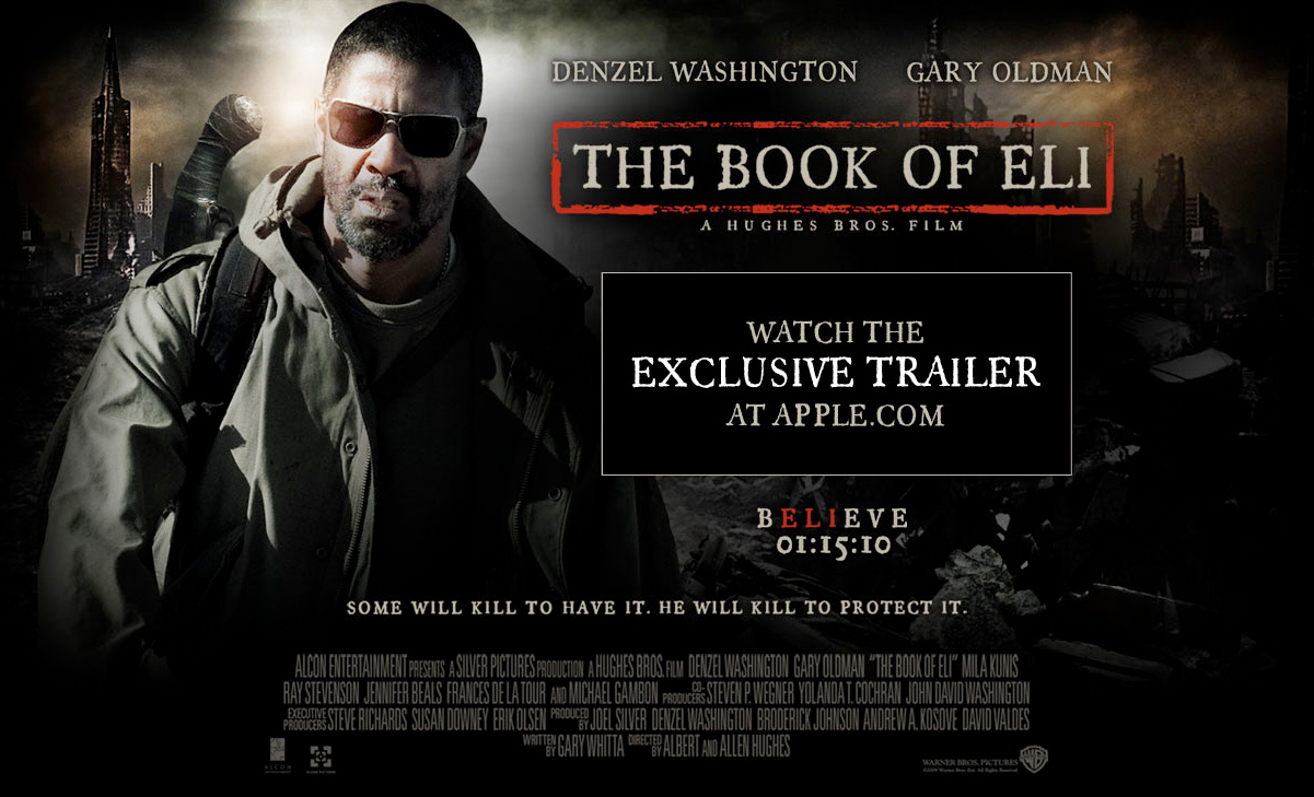movie the book of eli review
