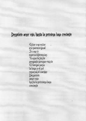 Maldici n poeta febrero 2009 for Proxima luna creciente