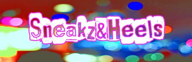 Sneakz&Heels : dare to be yourself.