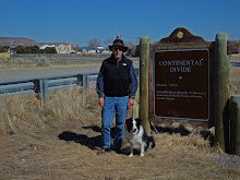 TeamWhitney at the Continental Divide