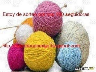 SORTEO DE CLAUDIA POR SUS 100 SEGUIDORAS