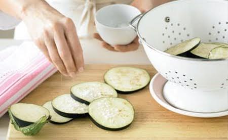Cocinando con marfred c mo preparar la berenjena for Como cocinar la berenjena