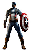 Se propusieron crear un superhombre para poder tener un superejército como . capitan america escena de la pelicula