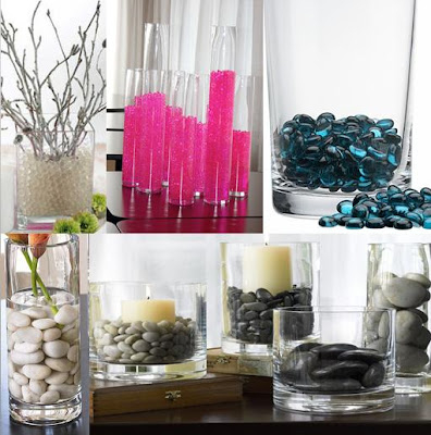 Vase Filler Gems Glass Vases,Wedding Centerpieces,Containers, Vase