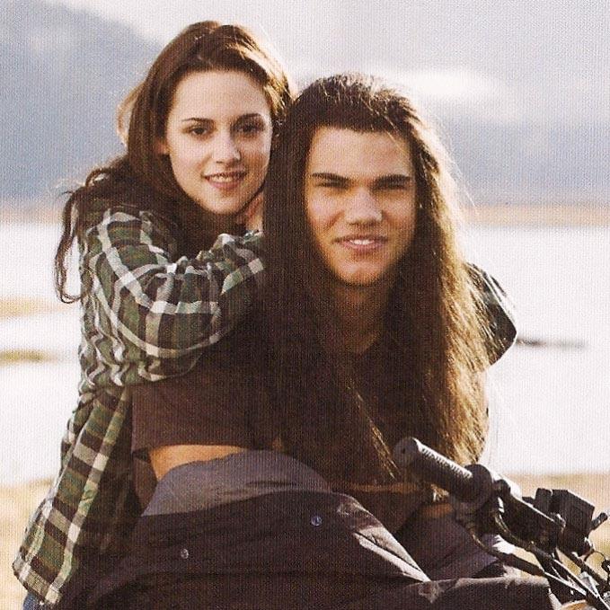 Kristen Stewart And Taylor Lautner. Taylor Lautner, Kristen
