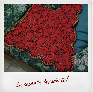 coperta uncinetto pattern schemi