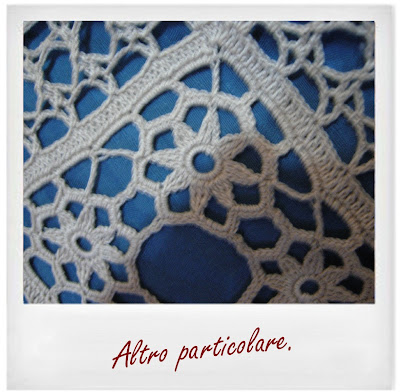 pattern schema uncinetto cuscino