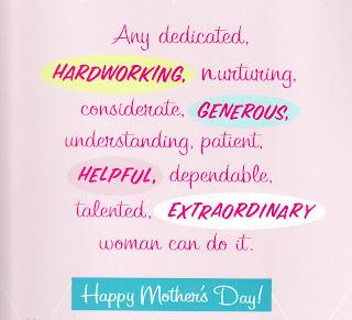 to mothers nurture mama