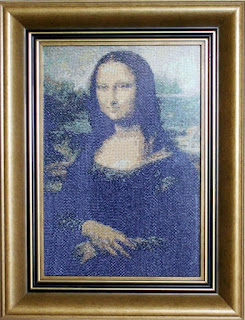 Mona Lisa, por Edidene