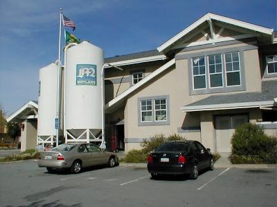 Moylan's Brewery, Novato, California