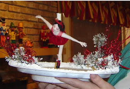 Ice Skater - Secret Sister for Liz (Christmas 2009)