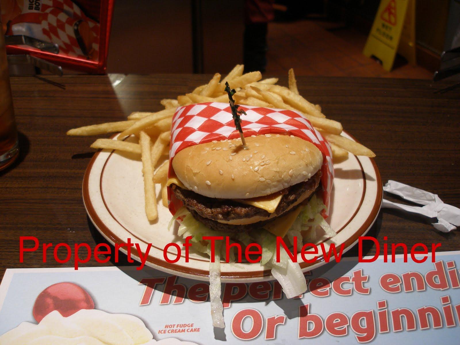 The New Diner: Bob\'s Big Boy Broiler- Downey