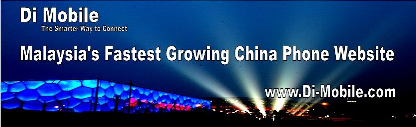 Malaysia Fastest Growing China Phone Website