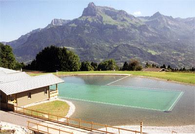 L 39 antre d 39 un panda les piscines cologiques for Combloux piscine naturelle