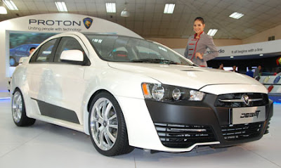 Proton Jebat Photo Gallery. The new version from Proton