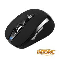 UFO-MSW-BT260 Intopic - Good Tracking Mouse