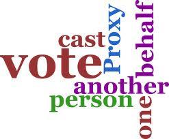 Malaysia vote via proxy system