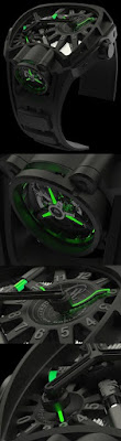 Hublot La Clé Du Temps Designed By Mathias Buttet the special edition latest watch model from Hublot