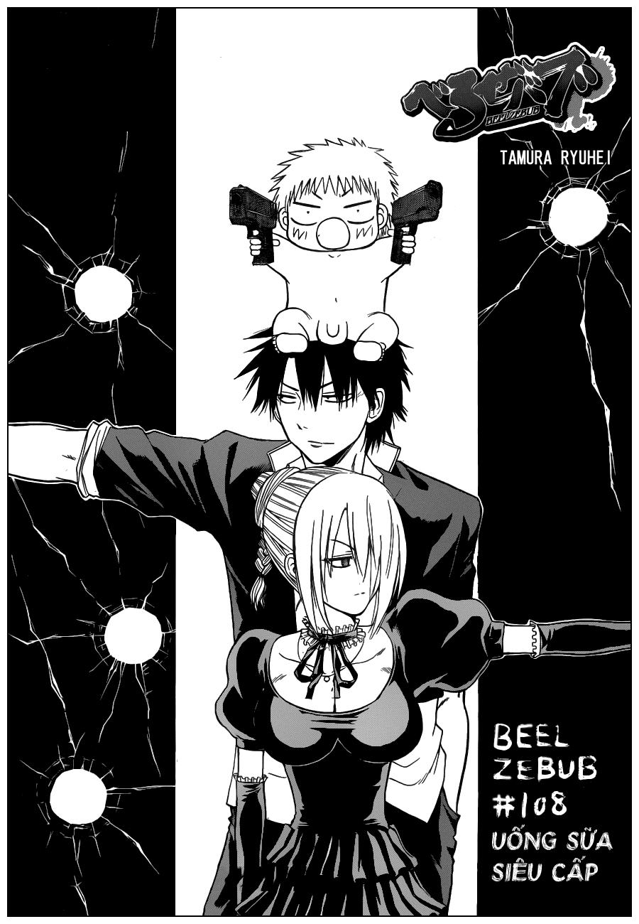 Vua Quỷ - Beelzebub tap 108 - 5