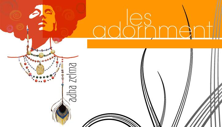 Adha Zelma - Les Adornment