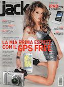 Portada Jack Magazine Italia