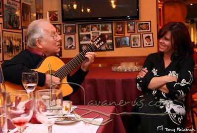 Josep Bastons i Neus Mar a la Bella Lola