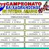 Baixa Grande – Campeonato começa dia 04 de julho e termina no dia 10 de outubro