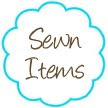 Sewn Items