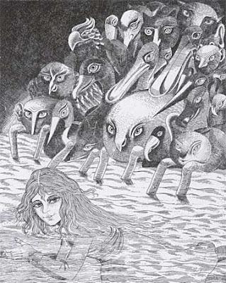 Alice la mare aux larmes Giovanni Giannini