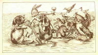 Alice in Wonderland, Bill, Lewis Carroll