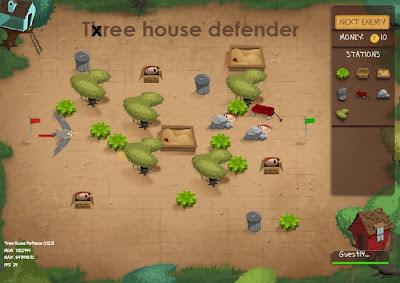 tree house defender