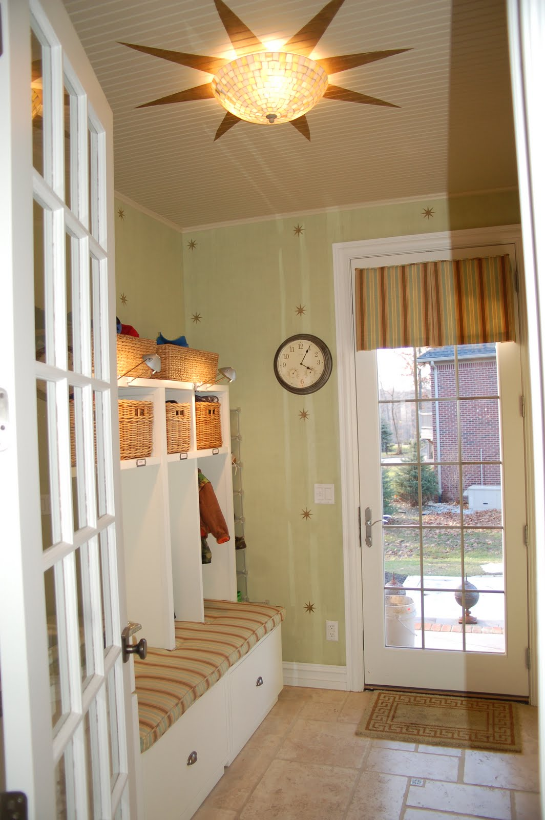 Mudroom Entryway Details for Steph | Baer Home Design