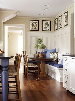 Back to home design kitchen banquettes - Kitchen banquette seating for sale ...