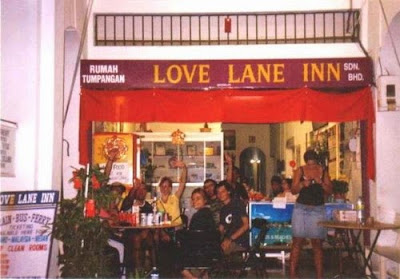 love lane inn georgetown, penang