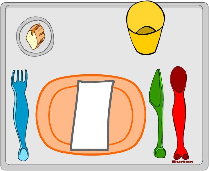 Baby and cool baby productos baby products sabes for Como se colocan los cubiertos en la mesa